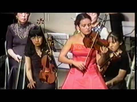 Niccolo Paganini, Caprice No. 24, Maria Shalgina