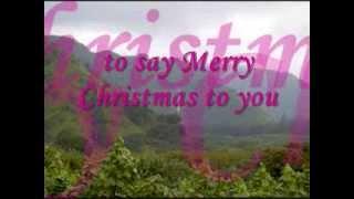 Mele Kalikimaka (Merry Christmas) with Lyrics Bing Crosby & The Andrews Sisters