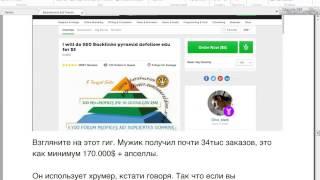 Курс Технология заработка пенсионеров в Америке 100 долларов в день BitcoinRF.ru