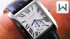 Cartier Tank MC Automatic (W5330003) Luxury Watch Review