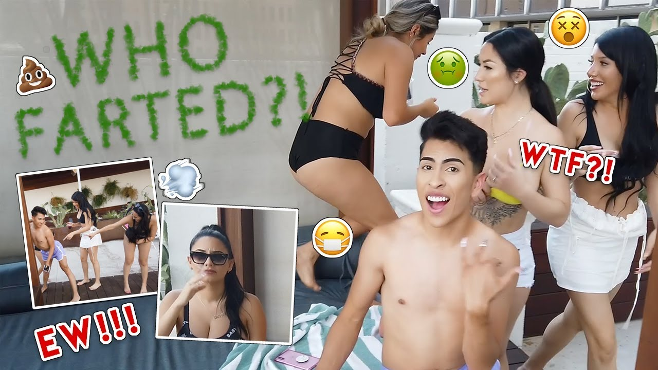 Who Farted?! Louie's Life, CassieMua, Les Do Makeup, or Laura Mellado?