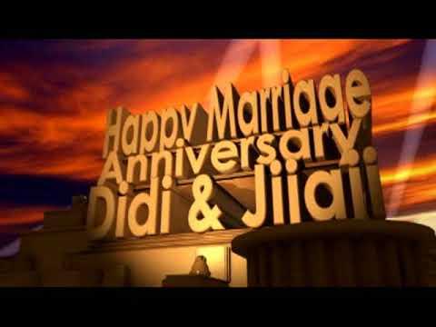 Happy Marriage Anniversary Didi Jijaji Youtube