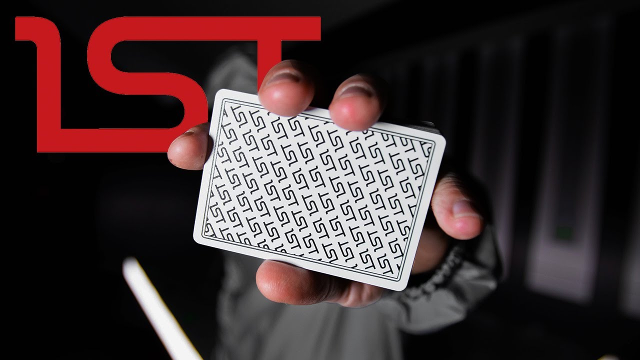 Download 1ST Playing Cards REVEALED!!