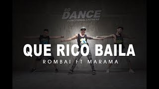 que rico baila i rombai ft marama i coreografia zumba zin i so dance
