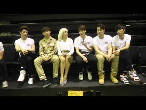 [K-EXCLUSIVE] JJCC(제이제이씨씨)) Interview In Sydney 2016