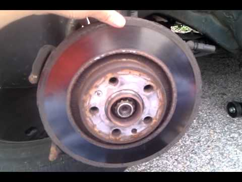 2001 Vw Jetta Bad Wheel Bearing