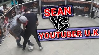 SEAN VS YOUTUBERS U.K !