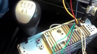 видео Как подключить магнитолу pioneer