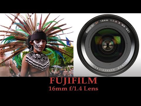 FUJIFILM XF 16mm f/1.4 R WR Lens - How to Use for BEST RESULTS (With SAMPLES)