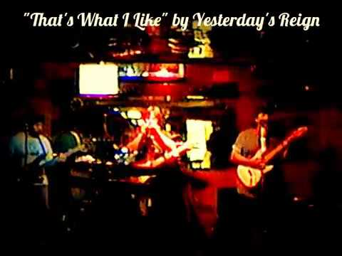 """Yesterday's Reign """"That's What I Like (About You)"""" @ AJ Roxx  N Miami Bch"""