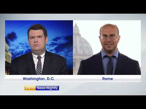 Analysis: Pope's Meeting With Vatican Diplomats - ENN 2019-06-14