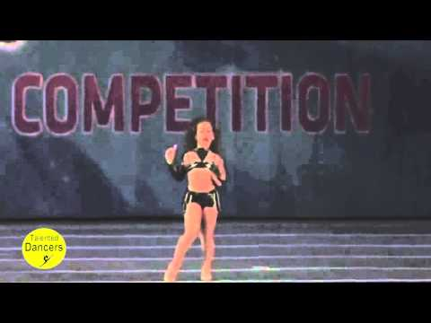 Asia Monet Ray Dancing to - Control - 6 year old