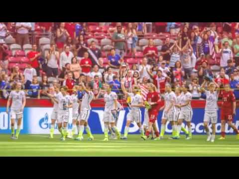 2015 FIFA Women's World Cup - USA v. Nigeria photos