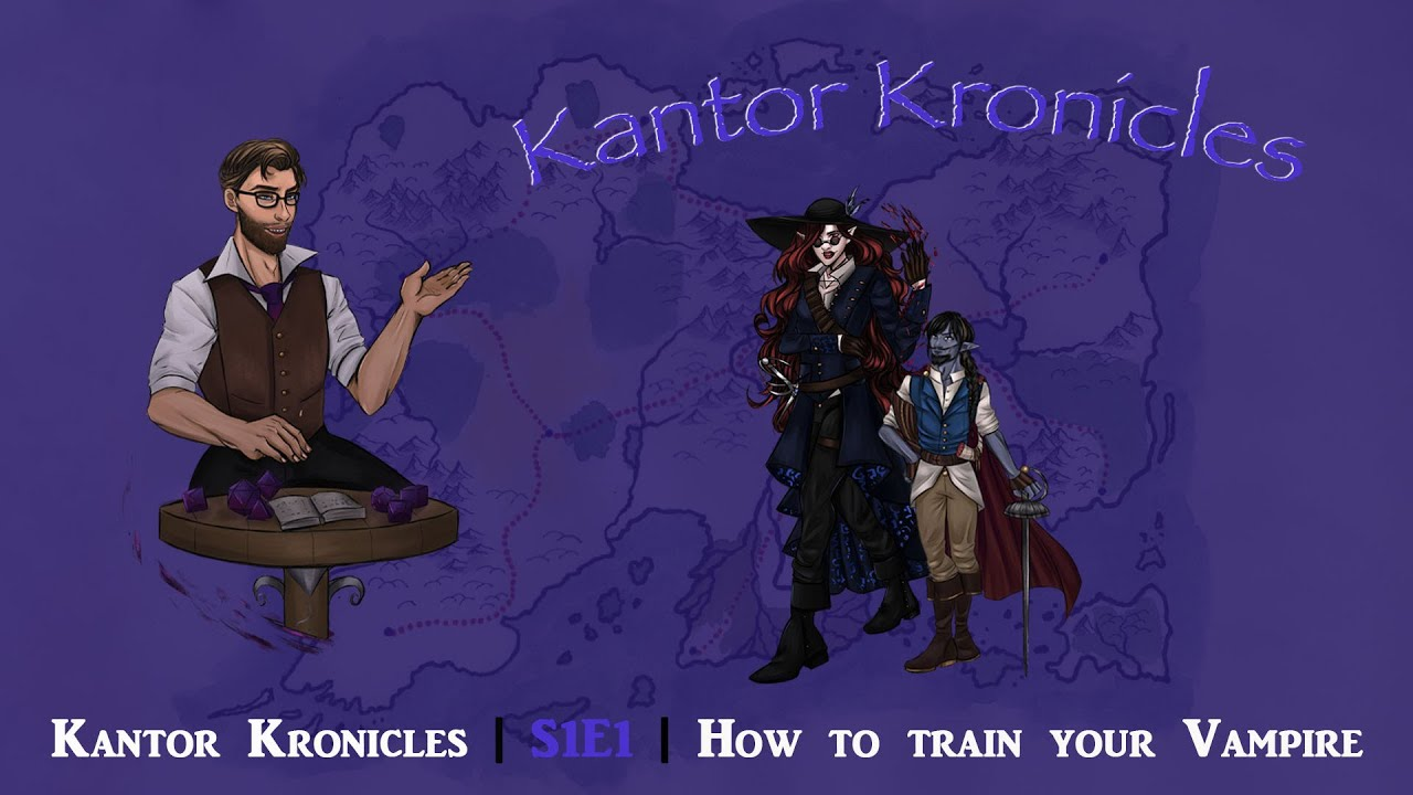 Kantor Kronicles - In Gods' Shadows