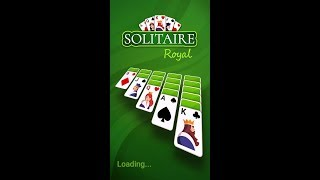 Solitaire Royal [Touchscreen Java Games]