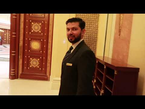 Teaching in Saudi Arabia: Ritz Carlton in Riyadh