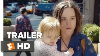 Tallulah Official Trailer 1 (2016) - Ellen Page Movie