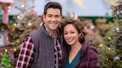 On Location with Autumn Reeser and Jesse Metcalfe - Christmas Under the Stars - Hallmark Channel