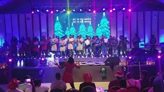 Joy to the World - Choir Carol Service '18 ; Priest of Praise - The Elevation Church, Mainland