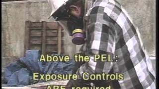 OSHA Lead In Construction Standard - working safe with lead based p...