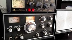 Kenwood Trio TS 510 - The Best HF Amateur Band Tube Type Transceiver