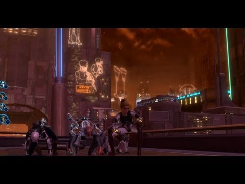 SWTOR Macrobinocular Heroic 4 mission All the Pieces