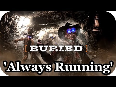 Call of Duty Black ops 2 - Buried 'Always Running' - Subtitulado al Español