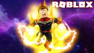 I TRANSFORM INTO ROBLOX'S MOST POWERFUL SUPER HERO!!