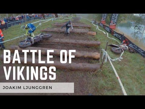 Joakim Ljunggren Battle of Vikings Prolog 1 & 2 | 2018