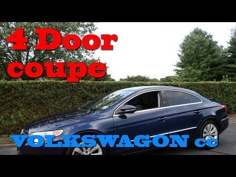 2010 VW CC Sport 2.0T review (It's cool enough bro)