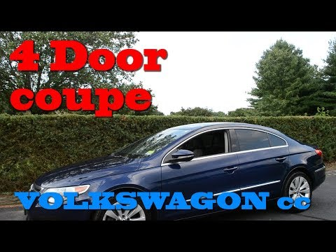 2010 VW CC Sport 2.0T review (It's cool enough bro)