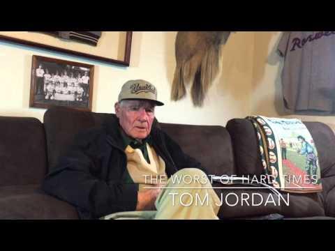 Thomas Jefferson Jordan interview