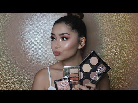 Bronze Drugstore Makeup Tutorial   Daisy Marquez