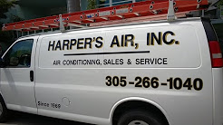HVAC companies Southwest Miami Fl, Harper's air, Inc.