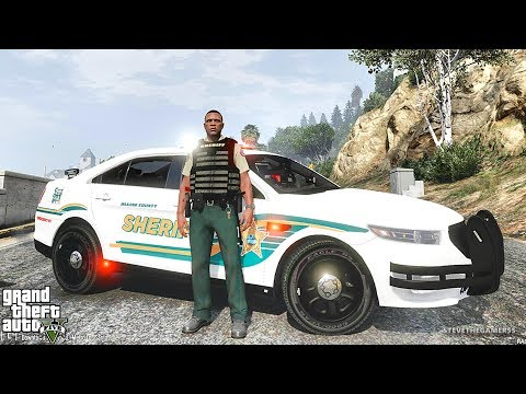 GTA 5 MODS LSPDFR 941  - BAD COP PATROL!!! (GTA 5 REAL LIFE PC MOD)