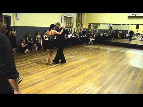 Damian Thompson and Hosanna Heinrich, Asi Se Baila El Tango
