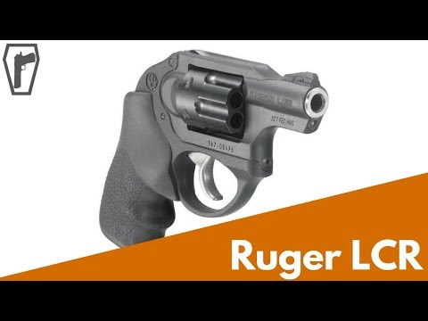 Ruger LCR [HD] Cleaning & Features