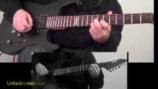 Nothing Else Matters Guitar Cover (with Solo)