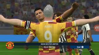 Manchester United vs Juvetus 23.06.2018