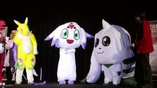 Manifest 2011: Digimon skit