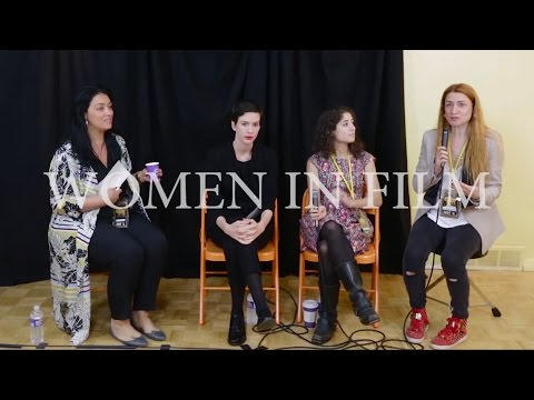 The New Hotness - BIFFX - Women In Film Panel discussion