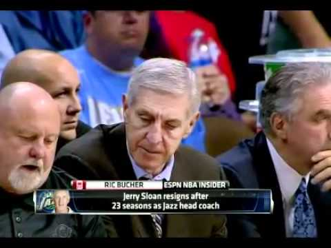 Ric Bucher On Jerry Sloan