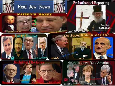 Jews Do Not Rule America by Alan Lamont - Flat Earth Research : Jesuit Conspiracy