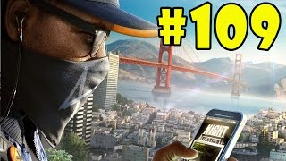 Watch Dogs 2 - Walkthrough - Part 109 - The Name Game | Rogue Radio II (PC HD) [1080p60FPS]