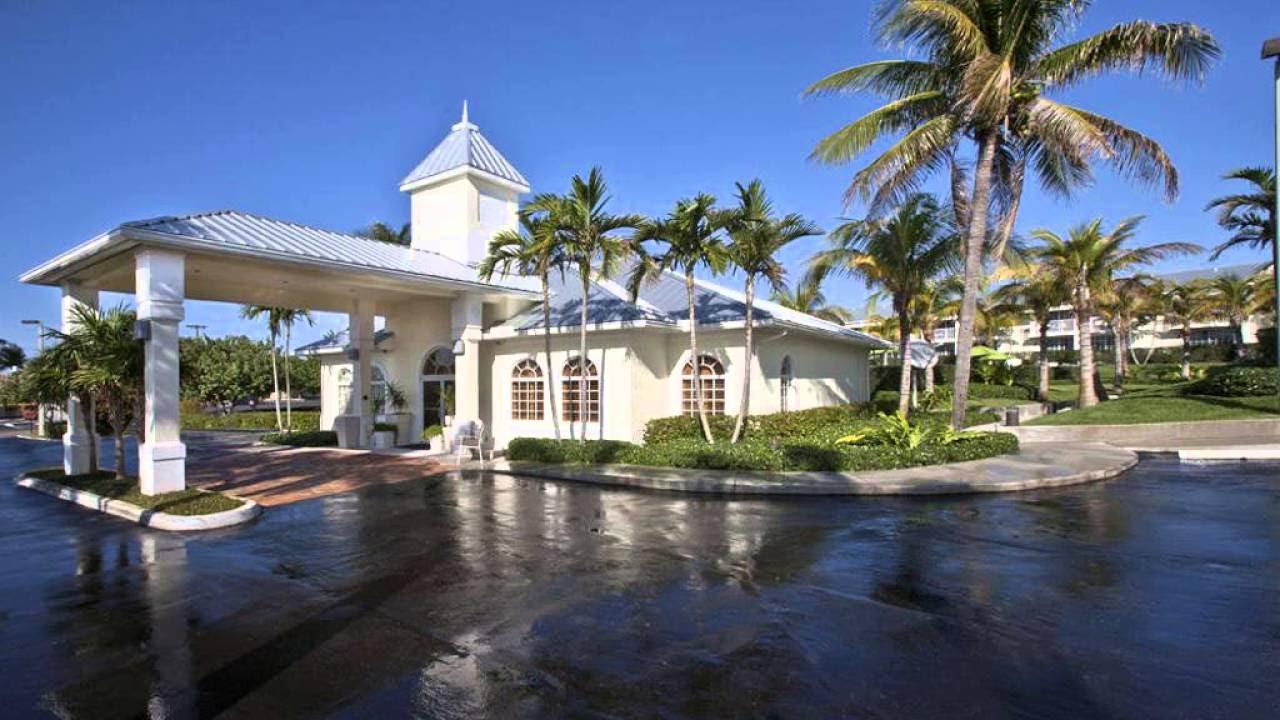 Holiday Inn Express North Palm Beach Oceanview Juno Hotels Florida