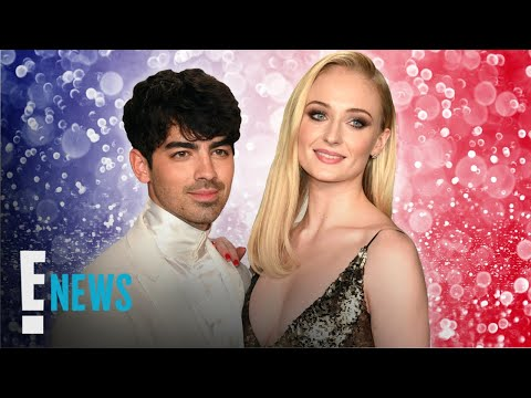 Joe Jonas & Sophie Turner Are Married…Again! Inside Ceremony No. 2