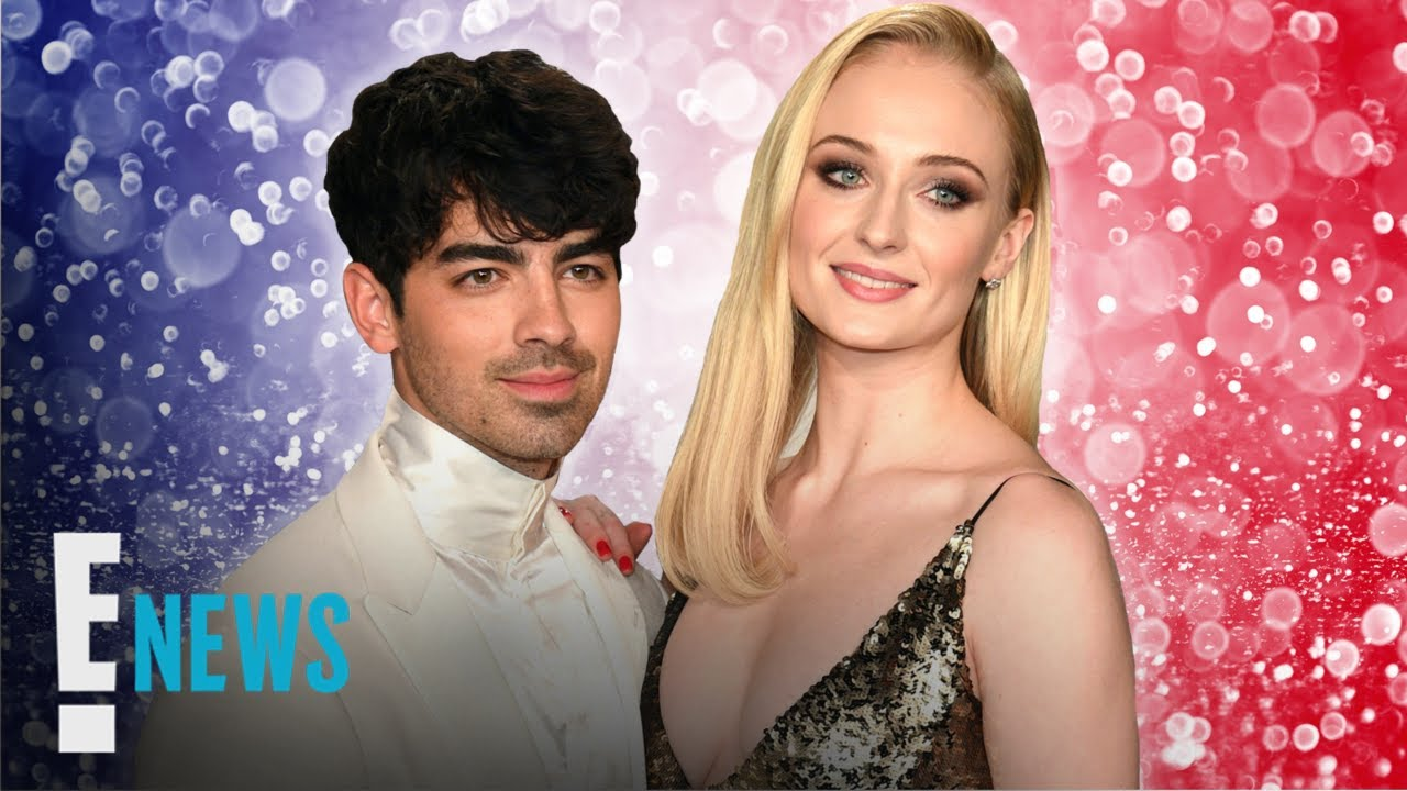 Sophie Turner & Joe Jonas Tied The Knot (Again) At Their Second Wedding In France