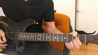 Spanish Love Songs - Losers (Guitar Cover)