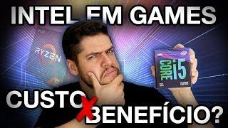 SIX CORE EM GAMES: i5 9400F VALE A PENA? SETUP até R$ 4.000 com GTX 1660 Ti em GAMES sem GARGALO?