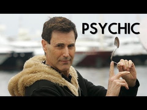 Uri Geller | The Worlds Most Famous Psychic
